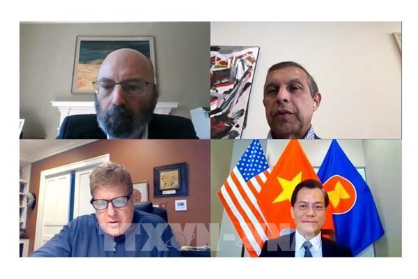 Doanh nghiệp Mỹ sẵn sàng hợp tác với Việt Nam và ASEAN chống dịch COVID-19