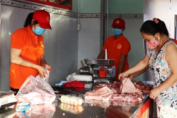 CP Việt Nam mở rộng chuỗi cửa hàng bán lẻ bình ổn giá thịt lợn
