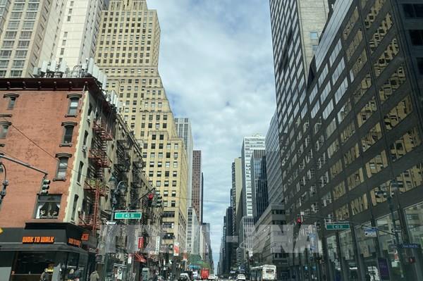 Bang New York đề xuất các dự án hạ tầng nhằm vực dậy nền kinh tế