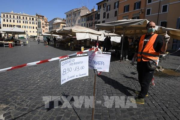 Italy thí điểm ứng dụng theo dõi tiếp xúc trên điện thoại di động