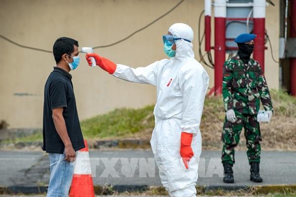 Indonesia ghi nhận số ca mắc COVID-19 cao nhất khu vực Đông Nam Á