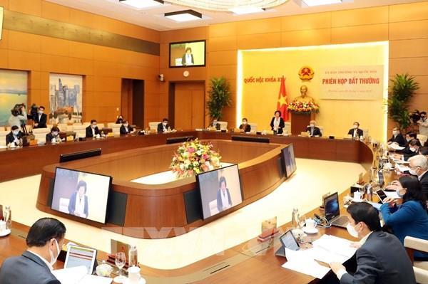 Ngày 20/4, khai mạc Phiên họp thứ 44 của Ủy ban Thường vụ Quốc hội khóa XIV