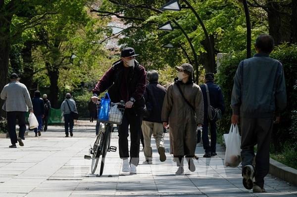 Nhật Bản hỗ trợ gần 1.000 USD cho mỗi người dân