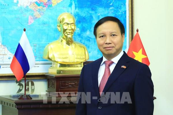 Đại sứ Việt Nam tại LB Nga kêu gọi cộng đồng chung tay chống dịch COVID-19