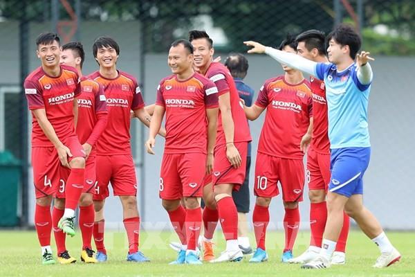 Hoãn các trận đấu Vòng loại World Cup 2022 bảng G có Đội tuyển Bóng đá Việt Nam