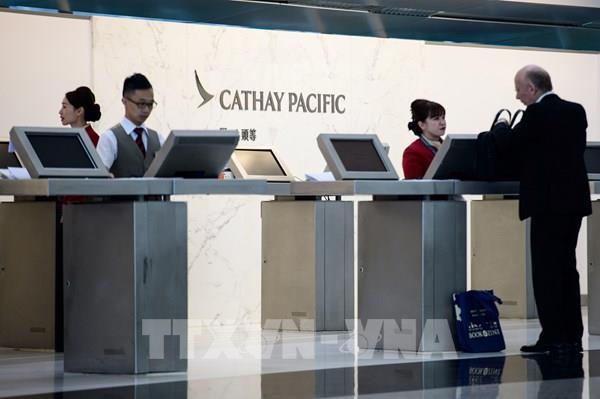 Cathay Pacific sẽ cho nhân viên phi hành đoàn tại Mỹ nghỉ việc