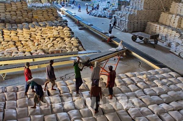 Bộ Công Thương lập đoàn kiểm tra lượng gạo tại các cảng
