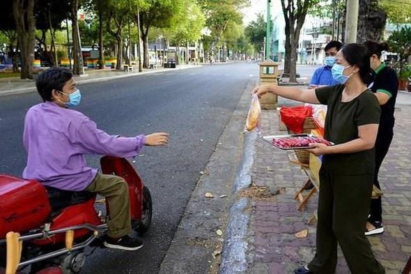 Bà Rịa-Vũng Tàu: Hơn 14.000 người được hỗ trợ do ảnh hưởng của dịch COVID-19