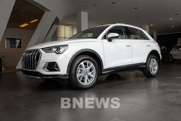 Audi Việt Nam ra mắt xe mới qua hình thức trực tuyến