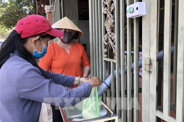 """""""Cây ATM gạo nghĩa tình"""" đầu tiên ở Đồng Nai"""