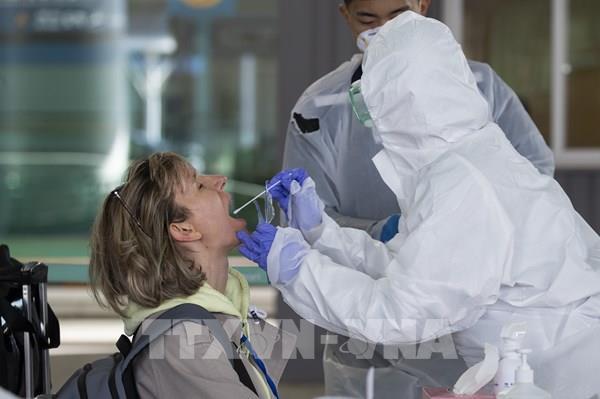 Cập nhật mới nhất dịch COVID-19 ở Hàn Quốc ngày 18/4: Ca nhiễm mới thấp nhất trong 2 tháng