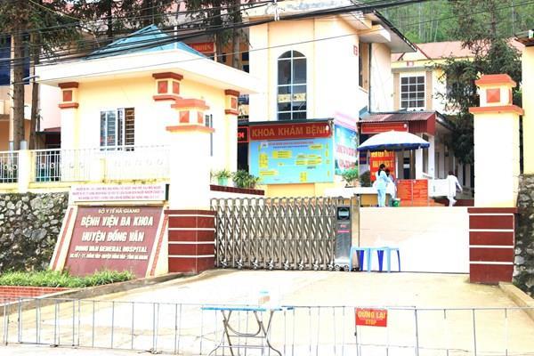 144 trường hợp liên quan đến bệnh nhân 268 tại Hà Giang có kết quả âm tính