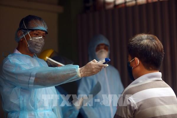Cập nhật COVID-19 ở Việt Nam sáng 8/5: 22 ngày không có ca lây nhiễm trong cộng đồng