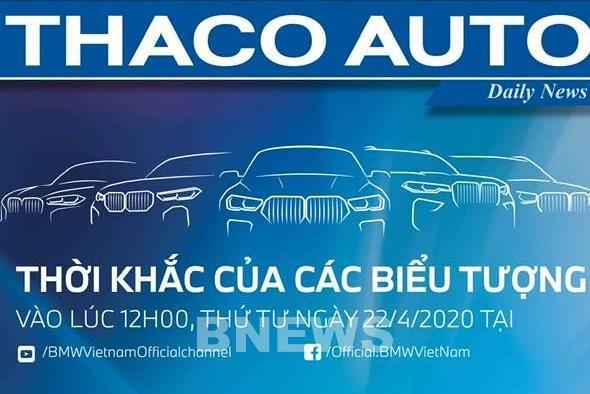 BMW sẽ giới thiệu 10 mẫu xe mới tại thị trường Việt Nam
