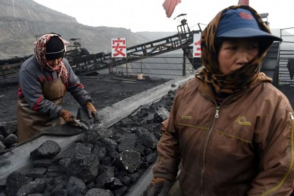 Sản lượng khai thác than quý I/2020 của Trung Quốc giảm 0,5%