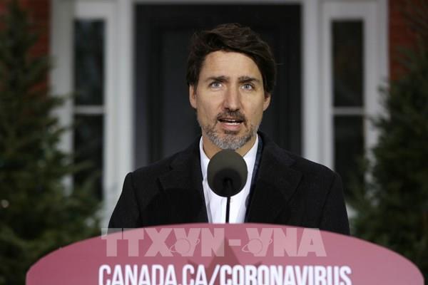 Thủ tướng Canada yêu cầu thận trọng khi cân nhắc dỡ bỏ các biện pháp hạn chế