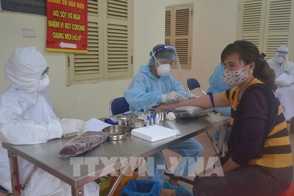 Dịch COVID-19: Bệnh nhân 188 đã âm tính trở lại với SARS-CoV-2