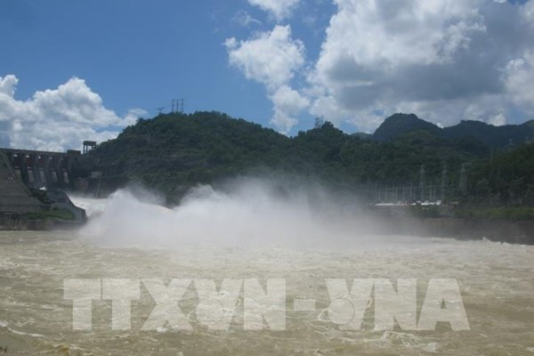 Thủy điện Hòa Bình đảm bảo vận hành an toàn trong mọi tình huống
