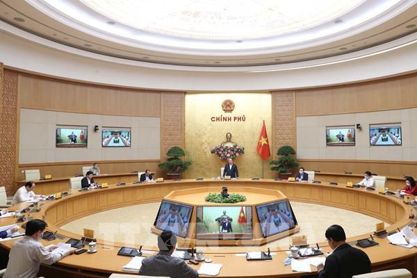 Thủ tướng: Hà Nội cần chủ động triển khai  các biện pháp phục hồi, phát triển kinh tế