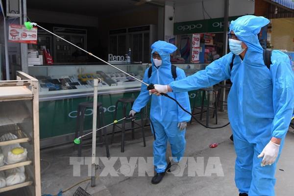 Đại sứ Vũ Quang Minh: Việt Nam chưa xác nhận bệnh nhân số 315 nhiễm COVID-19 tại Campuchia