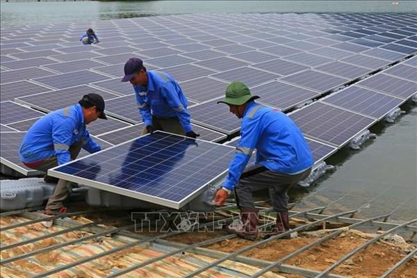 Thành phố Hồ Chí Minh hợp tác phát triển điện mặt trời