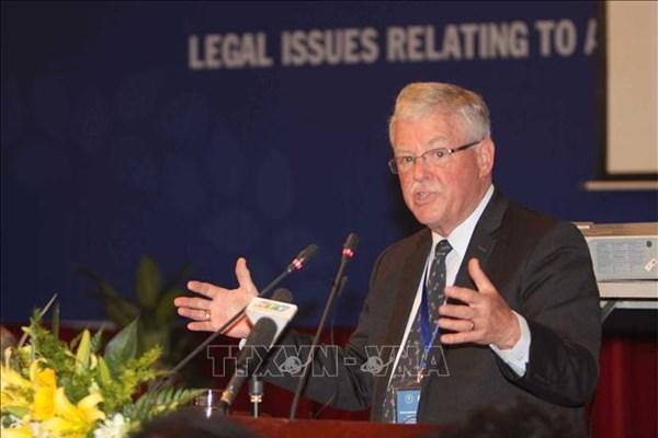 """Chuyên gia Australia: Việc thành lập cái gọi là """"thành phố Tam Sa"""" trái luật pháp quốc tế"""