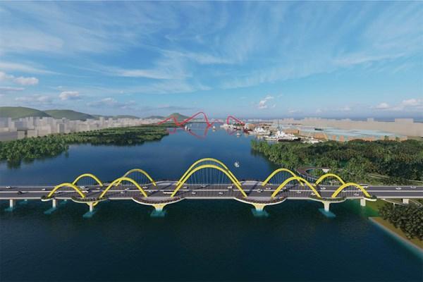Cuối tháng 4, Quảng Ninh sẽ khởi công 2 cầu bắc qua vịnh Cửa Lục