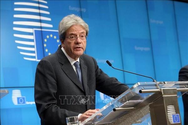 Kinh tế EU cần hơn 1.000 tỷ USD để ứng phó với tác động của dịch COVID-19