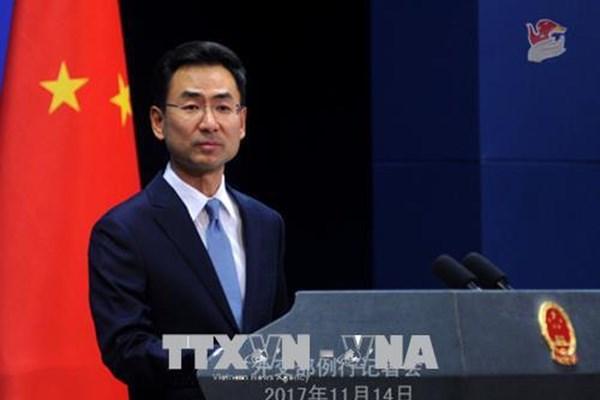 Trung Quốc và các nước thảo luận biện pháp cho chuỗi cung ứng toàn cầu