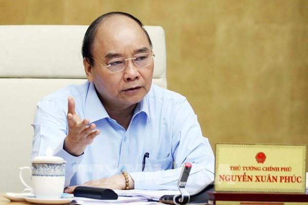 Thủ tướng Nguyễn Xuân Phúc: Xử nghiêm nếu phát hiện thao túng giá, đầu cơ, trục lợi