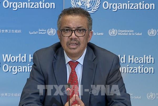 Tổng Giám đốc WHO nhấn mạnh vai trò của Mỹ trong công tác chống dịch