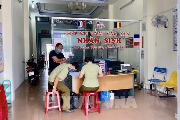 Xử phạt nhiều phòng khám, đối tượng vi phạm quy định phòng chống dịch