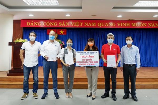 Liên minh PRO Việt Nam hỗ trợ 60 tỷ đồng phòng, chống dịch