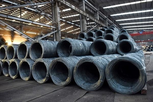 Thép Hòa Phát tăng mạnh ở thị trường xuất khẩu