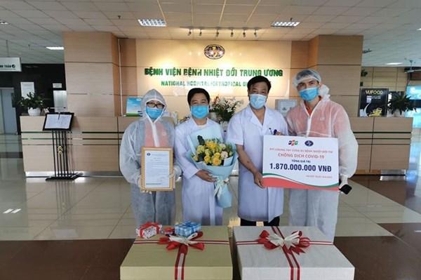FPT được Forbes ghi nhận trong chống dịch COVID-19 tại châu Á