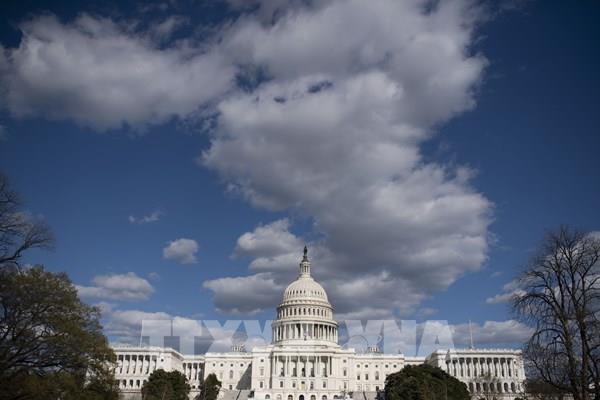 Thượng viện Mỹ thông qua gói cứu trợ trị giá 484 tỷ USD