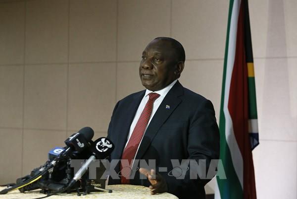 Nam Phi công bố gói hỗ trợ tài chính 26 tỷ USD