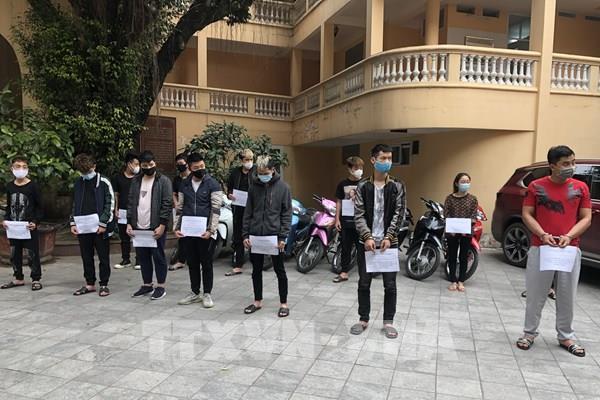 Hà Nội: Sớm đưa vụ án điều khiển xe máy gây rối trật tự công cộng ra xét xử