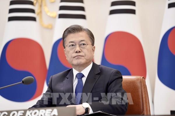 Hàn Quốc lập quỹ khẩn cấp quy mô hơn 30 tỷ USD ứng phó với COVID-19