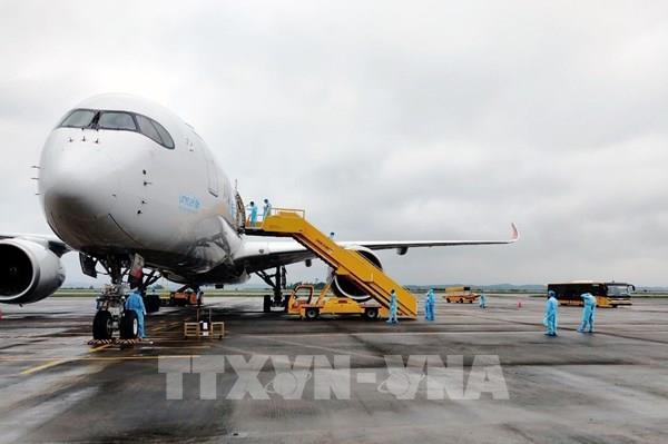 Sân bay Vân Đồn có thể nối lại các chuyến bay thương mại từ đầu tháng 5
