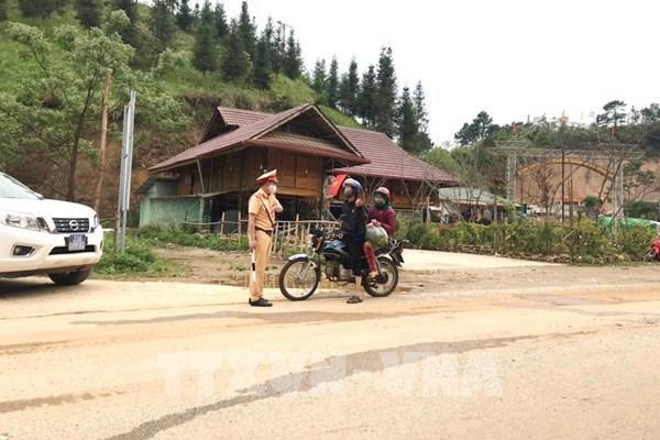 Hà Giang: Tiếp tục phong tỏa thôn Tả Kha và cách ly Trạm Y tế xã Thanh Thủy