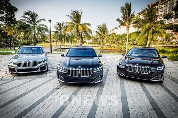 Bảng giá xe BMW tháng 5/2020, thêm loạt xe mới giá từ 1,86 tỷ đồng