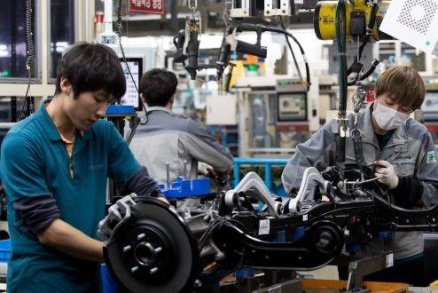 Chỉ số giá sản xuất của Hàn Quốc giảm trong tháng 3/2020