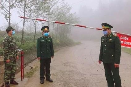 Phong tỏa thị trấn Đồng Văn (Hà Giang) để phòng chống dịch bệnh COVID-19