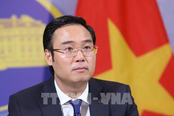 Việt Nam nghiêm cấm các hành vi tấn công mạng dưới mọi hình thức