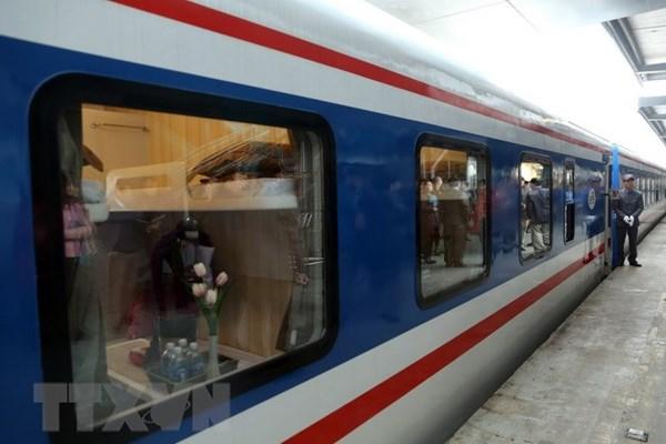 Từ 23/4, đường sắt chạy 3 đôi tàu thống nhất và 2 đôi tàu địa phương