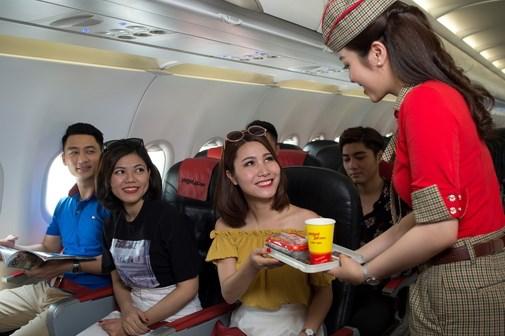 Các hãng hàng không đồng loạt tăng tần suất khai thác cùng nhiều chương trình ưu đãi