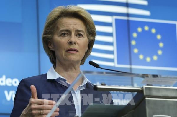 Lãnh đạo EU thông qua gói hỗ trợ 540 tỷ euro