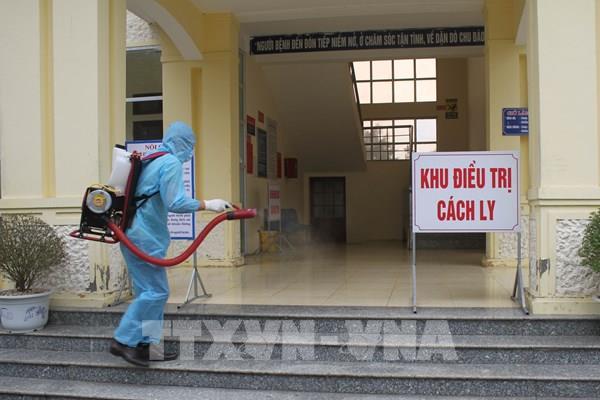 Các bệnh nhân mang quốc tịch nước ngoài mắc COVID-19 đều đã được Việt Nam điều trị khỏi