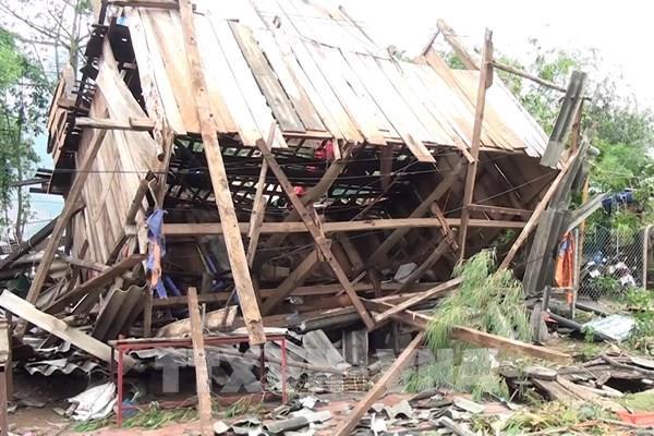 Gần 10.000 khách hàng bị mất điện do mưa giông tại Sơn La